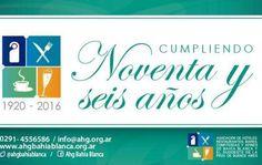 96° Aniversario de la filial de Bahía Blanca