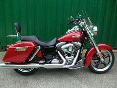 HARLEY-DAVIDSON DYNA 1690 cc FLD Switchback Pearl (12MY) - http://motorcyclesforsalex.com/harley-davidson-dyna-1690-cc-fld-switchback-pearl-12my/