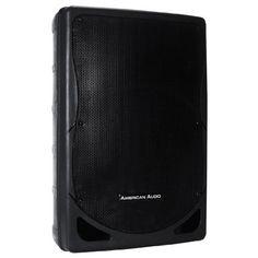 American Audio Xsp15A 15 Inch 2 Way Powered Speaker by American Audio. $399.99. 15 inch 2 way powered speaker. Save 29%!