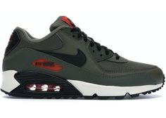 Orange Shoes, Red Shoes, Air Max 90, Nike Air Max, Air Max Sneakers, Sneakers Nike, Nike Shoes, Brand New, Medium