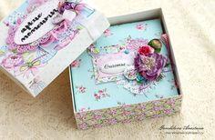 MoNa Design: Вдохновение Fancy Spring - Городилова Анастасия