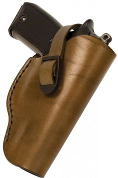Proudly Made In The USA Bullseye Semi-Automatic Holster $89.99
