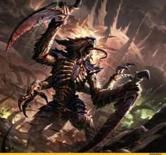 conquest tyranids - Google Search