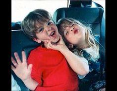 Jack and Kelly Osbourne