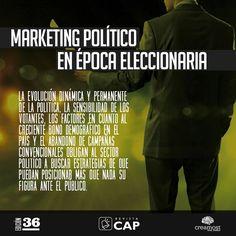 Marketing político. Realizado por Creamost.