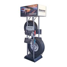 tire retail displays | ... Fixtures | Signage | POS Materials and Signs | Tennessee | Retail