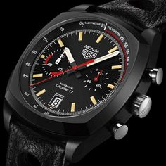 The Tag Heuer Monza – 40 years later