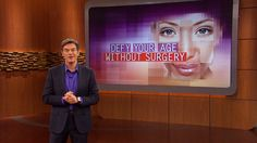 Sneak Peek: Moisturizing Tips for Age-Defying Skin: A viewer tells Dr. Oz that using a facial moisturizer that contains retinoid and sunscreen keeps her skin free of acne and gives her a youthful glow.