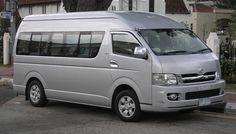 Toyota Hiace 14 Pax Van.Book at http://van.limouae.com