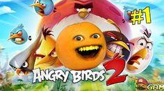 Angry Birds Space Platform Skill Game Walkthrough High Score - YouTube