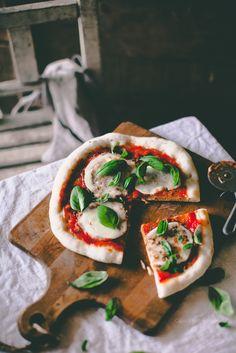 Pizza Margherita 4