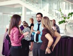 8 Tips for Throwing a Successful Biz Mixer
