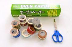 フレークシール材料 White Out Tape, Office Supplies, Notes, Paper, Handmade, Crafts, Report Cards, Hand Made, Manualidades