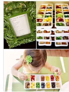 Toddler buffet for the picky eater. fill it with healthy balanced foods, cheese, fruits, veggies and nuts (except allergy kids!) For the picky eaters.