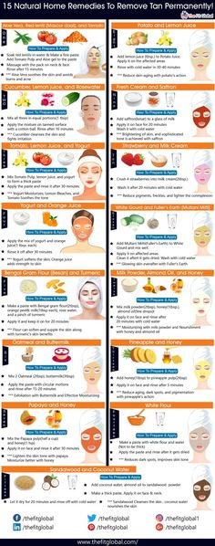 Here are 15 proven remedies for tan removal presented together in a single picture to help you regain your skin in no time! Here are 15 proven remedies for tan removal presented together in a single picture to help you regain your skin in no time! Remedies For Glowing Skin, Beauty Tips For Glowing Skin, Natural Home Remedies, Beauty Skin, Health And Beauty, Home Remedies For Face, Herbal Remedies, Sunburn Home Remedies, Home Remedies For Tanning