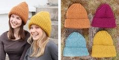 Choose your color for this knitted hipster-hat with rib. A lovely headwear like this will definitely make for a nice handmade accessory gift to a special someone. | Discover over 4,500 free knitting patterns at theknittingspace.com #knitpatternsfree #springknittingpatterns #fallknittingpatterns Fall Knitting Patterns, Free Knitting, Hipster Hat, Cute Hats, Drops Design, Handmade Accessories, Headbands, Knitted Hats, Coupons
