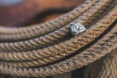 California Cowboy Engagement Photography, Ranch, Western, Rustic, Horse, Ring, Laddan Ledbetter - Lyndsey Garber Photography
