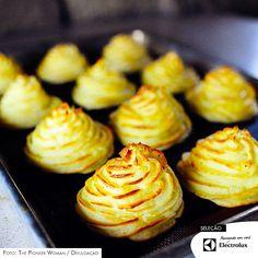 PROSA  -   TRECOS     E     CACARECOS: BATATAS DUQUESA - cooking