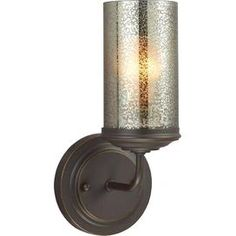 Talia Energy Star Wall Sconce in Antique Bronze