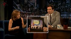 We have to get Jimmy Fallon in a Harrison #AntiGravityHammock! Thanks Katie Couric!