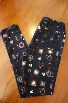 NWT LuLaRoe OS Black Camera Leggings! in Clothing, Shoes & Accessories, Women's Clothing, Leggings | eBay
