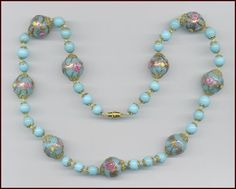 Eureka, I Found It! Vintage Costume Jewelry - Unsigned Necklaces