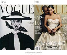 The Evolution of Magazine Covers — Medium