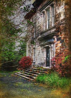 Abandoned Courthouse – Kilmainham, Dublin -