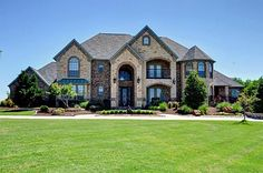 201 Hunter Pass Waxahachie TX 75165 2019 I like this house. may be a little big for for us but its pretty The post 201 Hunter Pass Waxahachie TX 75165 2019 appeared first on House ideas. Dream Home Design, My Dream Home, House Design, Dream House Exterior, Dream House Plans, Big Houses Exterior, Brick Houses, Future House, My House