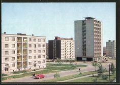 Multi Story Building, Pictures, Human Settlement, Postcards, Architecture
