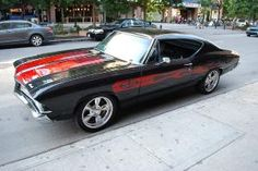 '68 Chevelle by melody