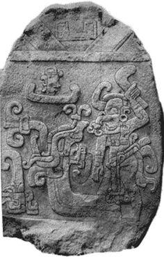 Estela de Izapa mexico