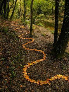 Nem lemásolja, hanem kifejezi a természetet – 24 lenyűgöző Land Art alkotás | Életszépítők