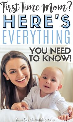I cover everything you need to know from pregnancy to baby's first year and beyond. These tips and advice are what I wish I'd had as a first time mom! I also share all of the must haves for newborns and new parents, a free checklist, plus humor and quotes to get the first time mom to be through those first few weeks postpartum! #firsttimemoms #firsttime #newmom #newborn #newmomtips #newmomhacks #newbornbaby #newbornbabies #momtobe #mom #momlife #momtips First Pregnancy, Pregnancy Tips, New Born Must Haves, Baby Registry Checklist, Advice For New Moms, First Time Moms, New Parents, Baby Names, Need To Know