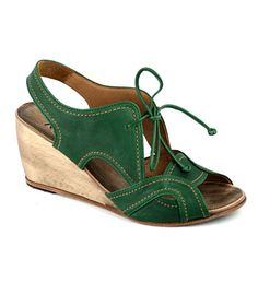 Argila kelly green shoes