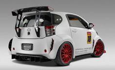 Scion Tuner Challenge Invades SEMA – Scion iQ Gets Tuned at 2011 ...