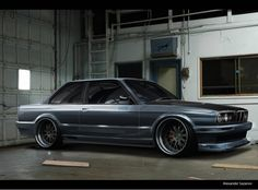 """BMW E30 """"Top Warrior"""" - Solid update to an already excellent car."""
