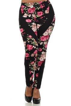 Plus size Legging by MsAlstonboutique on Etsy, $22.99