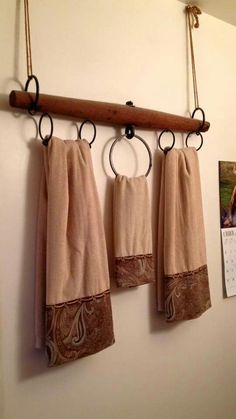 Use pieces of old ranch scraps.