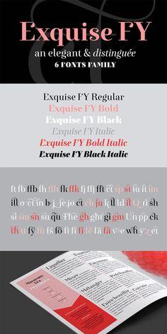 15 Professional Quality, Hugely Versatile Font Families (Plus Web Fonts) « Design Cuts