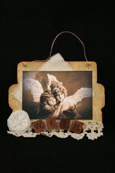 Wood Wish Plaque
