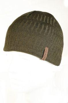 Chaos Hats Men's Baton Wool Blend Beanie