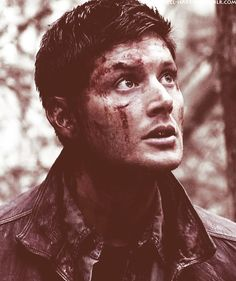 #Supernatural #S8 #DeanWinchester - The beauty of Purgatory Dean.