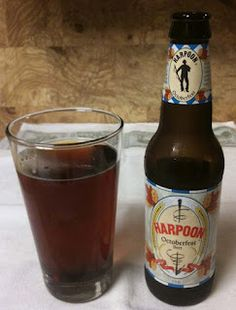 Octoberfest from Harpoon Brewery