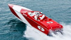 Just in time for boating season, world-renowned powerboat manufacturer Cigarette Racing Team has introduced a pair of new