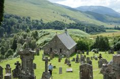 Cille Choirill, Highlands, Scotland - another view. (The 'family Kirk' used in the Monarch of the Glen series) Monarch Of The Glen, Bbc Tv Shows, Highlands Scotland, Wales, Places Ive Been, Ireland, Wanderlust, Fan, House Styles