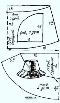 Costume Carnaval, African Hats, Hat Patterns To Sew, Denim Ideas, Kentucky Derby Hats, Toy Craft, Hat Making, Pattern Making, Handmade Crafts