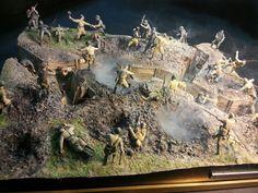 Dioramas and Vignettes: Penal battalion. The Breakthrough, photo #16