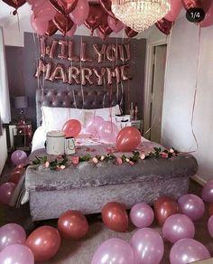 Happy Birthday Decor, Birthday Room Decorations, Graduation Decorations, Birthday Goals, 21st Birthday, Birthday Parties, Girl Birthday, Birthday Ideas, Wedding Proposals