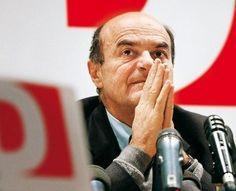 Vertice Pd. Bersani starnutisce e il pubblico va' in visibilio.